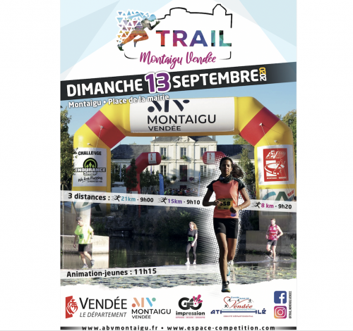 TRAIL MONTAIGU VENDEE ANNULE