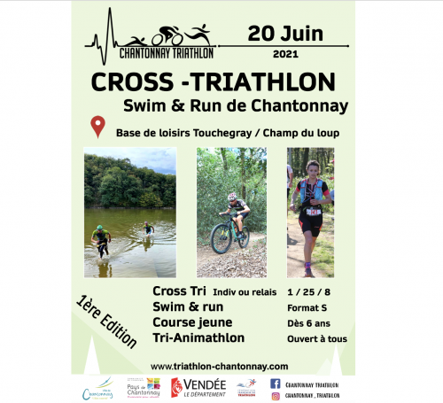 CROSS-TRIATHLON ET SWIM&RUN
